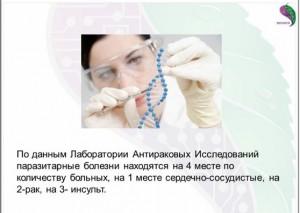 Биофон. Очищение от паразитов и токсинов