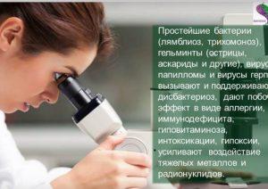 Биорезонансная терапия. Биофон Коррекция общего дисбиоза