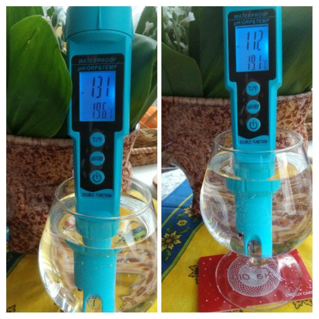 BioSky и ОВП воды