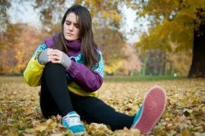 обострения суставов осенью
