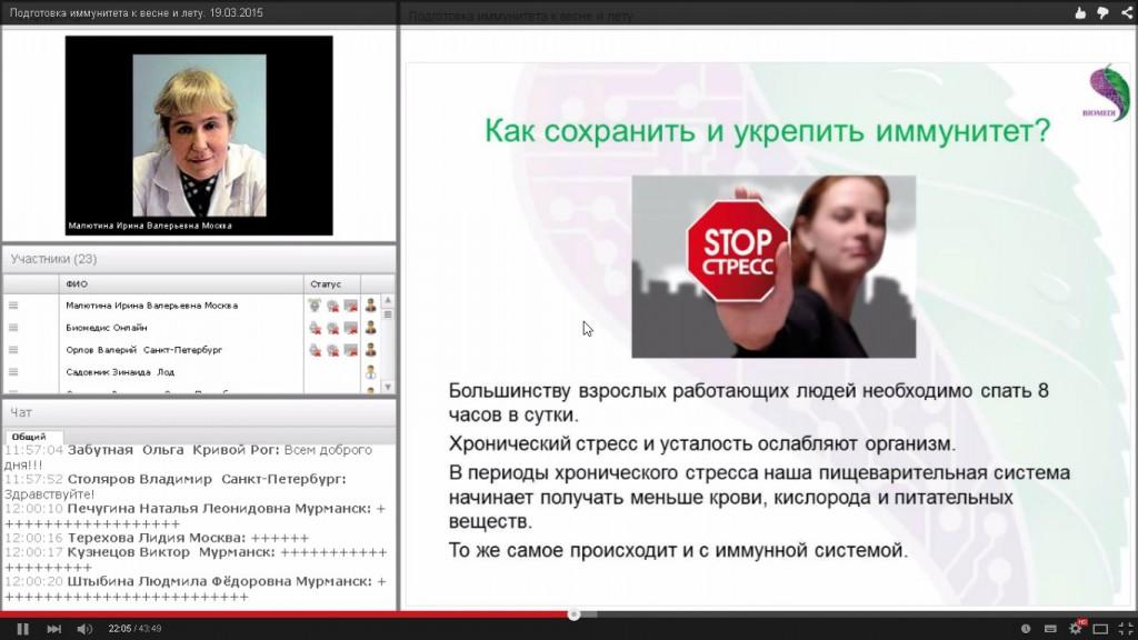 Подготовка иммунитета к весне и лету. 19.03.2015-3
