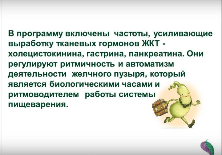 .Коррекция пищеварения в праздничные дни